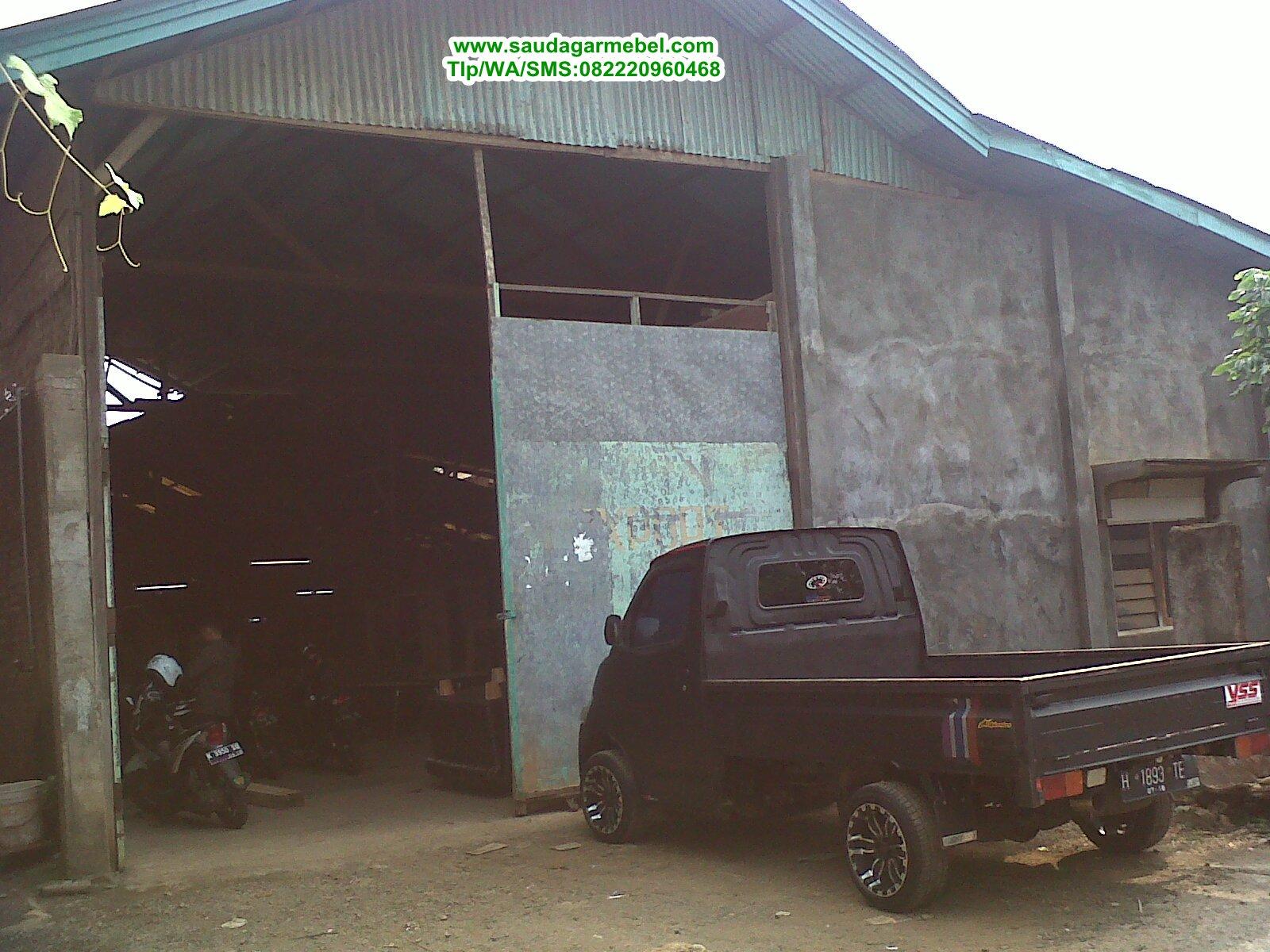 Gudang saudagar mebel, tempat produksi mebel jepara, gudang mebel jepara