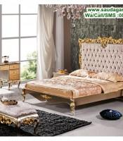 Kamar Set Mewah Pengantin Model Dominica Terbaru, model tempat tidur pengantin, kamar set ukiran modern, harga kamar set jati, set kamar jati, tempat tidur model eropa, set kamar eropa, tempat tidur terbaru, jual tempat tidur terbaru, harga set kamar terbaru