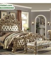 Kamar Tidur Set Ukir Jepara Mewah Terbaru, lamar set tidur ukir jepara, set kamar ukir terbaru, model kamar set, set tempat tidur terbaru, harga kamar set, kamar set mewah modern