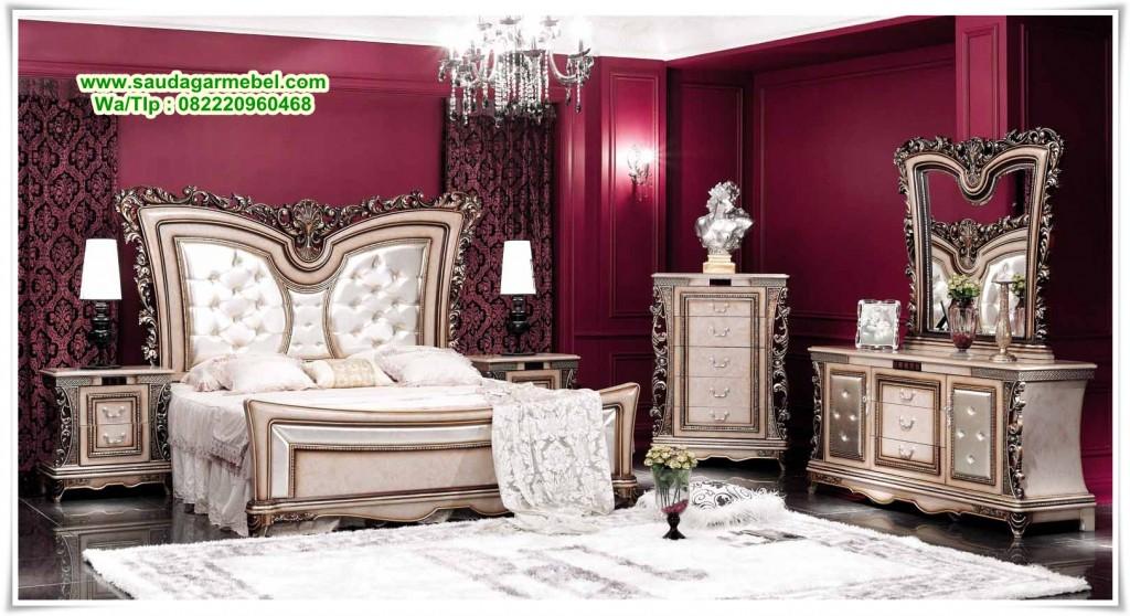 Set Kamar Mewah Klasik Modern Terbaru, Kamar Set Mewah Terbaru, Tempat Tidur Klasik, Model Tempat Tidur Klasik, Jual Tempat Tidur Klasik, Tempat Tidur Model Eropa, Kamar Set Klasik Eropa