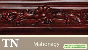 Mahogani, warna natural, natural, warna kayu