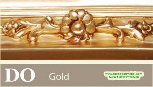 Warna Finishing Emas, Gold, contoh warna finishing, warna kayu cantik,
