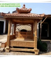 Gazebo Jati Jepara, Gazebo Taman Rumah, Gazebo Jati, Gazebo Jepara, Gazebo Ukiran, Harga Gazebo Jati Jepara, Harga Gazebo Taman, Jual Gaebo Taman, Ukuran Gazebo Taman, Furniture Mebel Jepara, Furniture Jepara, Mebel Jepara, Saudagar Mebel