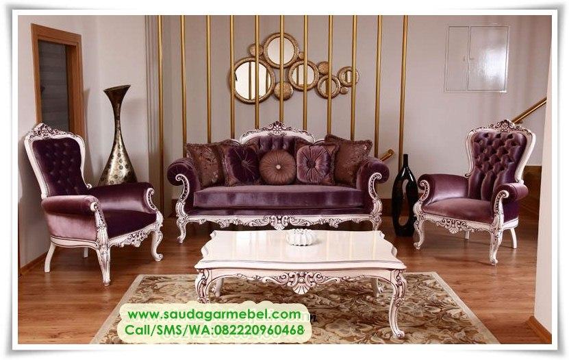 Harga Sofa Kayu Minimalis Untuk Ruang Tamu Kecil
