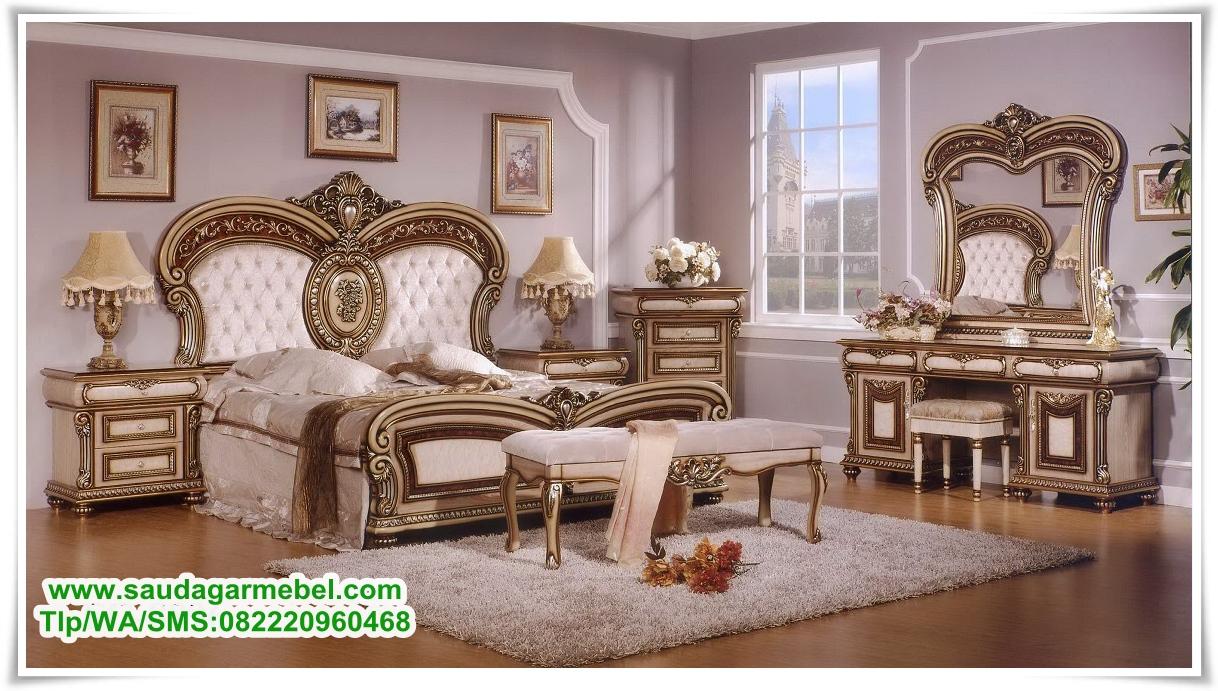 kamar set mewah klasik veniza terbaru, kamar set mewah venezia, set kamar mewah, kamar set mewah, kamar set mewah terbaru, jual kamar set terbaru, harga set kamar mewah terbaru, gambar set kamar, tempat tidur terbaru, model tempat tidur minimalis, set kamar terbaru, mebel jepara, furniture jepara, saudagar mebel, saudagar mebel jepara, mebel murah