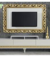Meja Tv Klasik Ukir Jepara, Meja Tv Ukir Jepara, Bufet Tv Cat Duco, Bufet Tv Minimalis, Bufet Ukir, Bufet Tv Terbaru