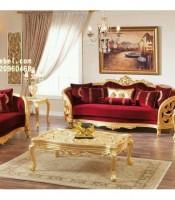 Desain Kursi Sofa Model Eropa