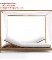 Garden Gazebo Outdoor Bed Balines, Outdoor Bed Balines, Geden Gazebo, Gazebo Model Bali, Ooutdoor Bed Balines