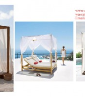 Outdoor Bed Balinesa, Outdoor Model Bali, Outdoor Bed Kolam Renang, Furniture Taman, Bnagku Taman Renang, Gazebo Model Bali