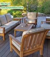 Teak Furniture Sofa Outdoor Modern, Sofa minimalis modern, tek wood, teak furniture, furniture modern, jual furniture sofa taman, sofa pantai, teak beach, teak garden, furniture jepara, furniture indonesia, teak indonesia, saudagar mebel