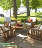 Teak Sofa Furniture For Outdoor