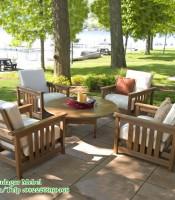 Teak Sofa Furniture For Outdoor