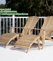 Traditional Lounge Furniture Teak Wood