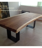 Black Walnut Dining Table, dining set table, set table, large dining table, solid table, Dark walnut dining table,