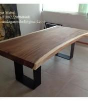 Black Walnut Dining Table, dining set table, set table, large dining table, solid table, Dark walnut dining table,