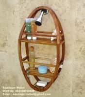 Wonderful Oval Teak Shower Bathroom, teak shower, teak garden, teak, teak bathroom, teak furniture, outdoor furniture, lounge, teak sofa , outdoor sofa, outdoor bed, outdoor gazebo