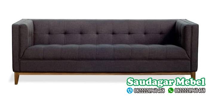 Kursi Sofa Minimalis 3 Dudukan Mewah
