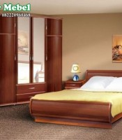 Desain Kabinet Kamar Tidur Minimalis Fantastis
