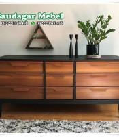 Model Buffet Cabinet Kayu Jati Jepara