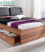 Tempat Tidur Modern Terbaru