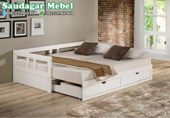 Tempat Tidur Minimalis Magic Terbaru