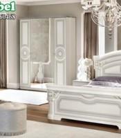 Set Tempat Tidur Minimalis Warna Duco