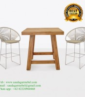 Antiqe Bar Stools For Outdoor