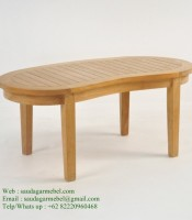 Peanut-Coffe-Table