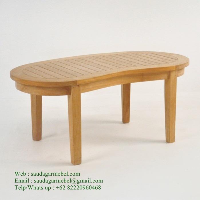 Peanut-Coffe-Table