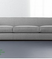 Living Room Vintage Single Sofa