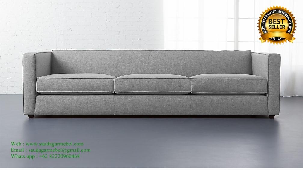 Living Room Vintage Single Sofa