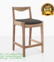 Wholes Bar Chair Teak Patio
