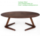 Boomerang Coffee Table Contemporer