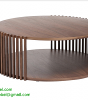 Contemporary crafted Table