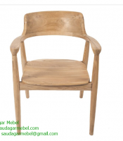 Hiroshima Dining Chair For Caffee