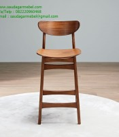 Bar Stools Indonesia Teak Wood