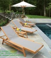Tropical Lounger Suwiming Pool Furniture